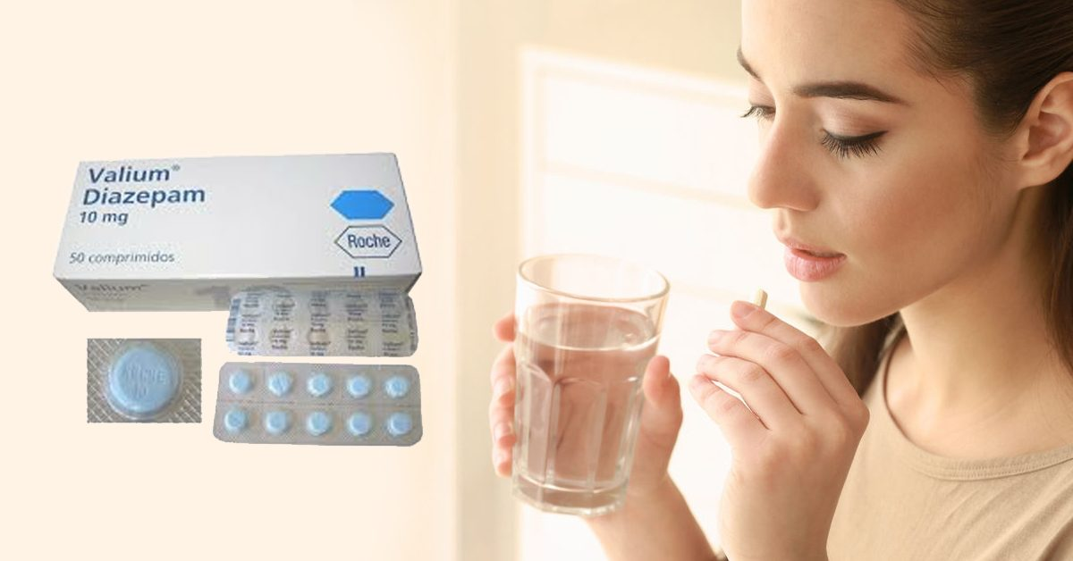 Order cheap Valium 10mg pills now without Prescription