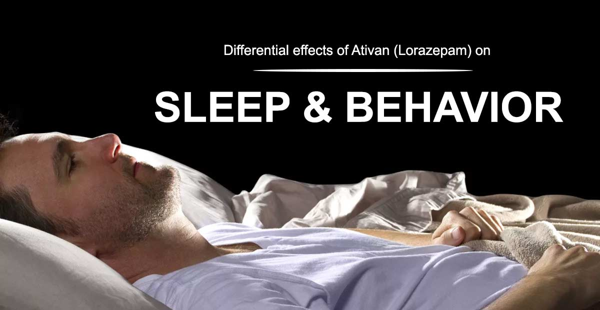 effects of ativan